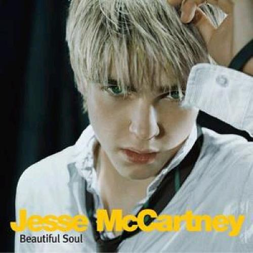 Jesse McCartney Beautiful Soul 2-CD single set (Double CD single) UK JEC2SBE347967