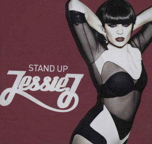"Jessie J Stand Up CD single (CD5 / 5"") UK J5SC5ST568761"