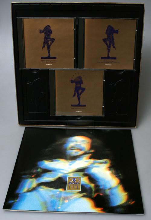 Jethro Tull 20 Years Of Jethro Tull - EX CD Album Box Set UK TULDXYE578911