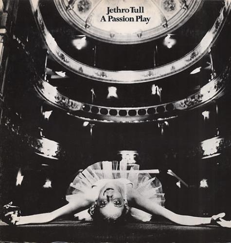 Jethro Tull A Passion Play - 1st - EX vinyl LP album (LP record) UK TULLPAP65180