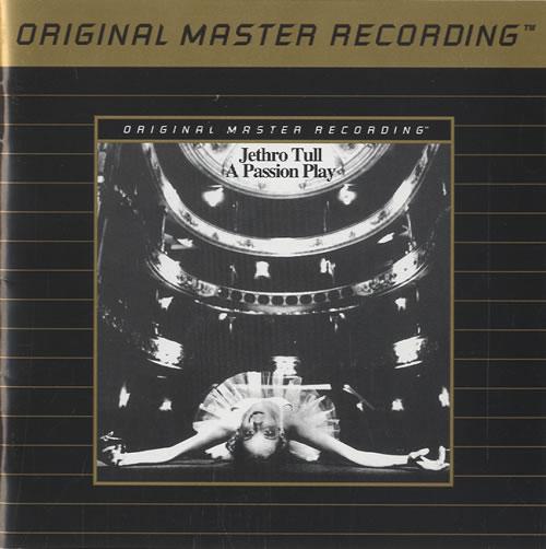 Jethro Tull A Passion Play CD album (CDLP) US TULCDAP453688