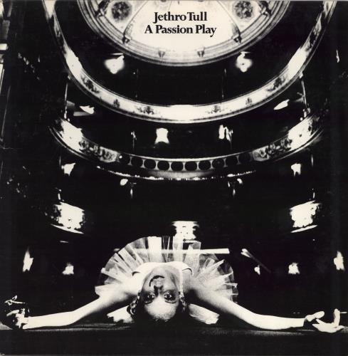 Jethro Tull A Passion Play vinyl LP album (LP record) US TULLPAP768871