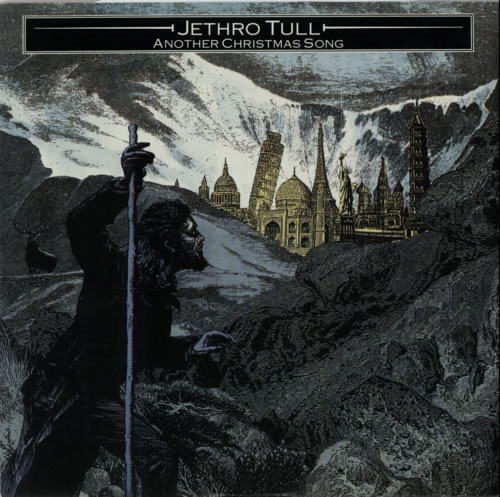 "Jethro Tull Another Christmas Song 12"" vinyl single (12 inch record / Maxi-single) UK TUL12AN38688"