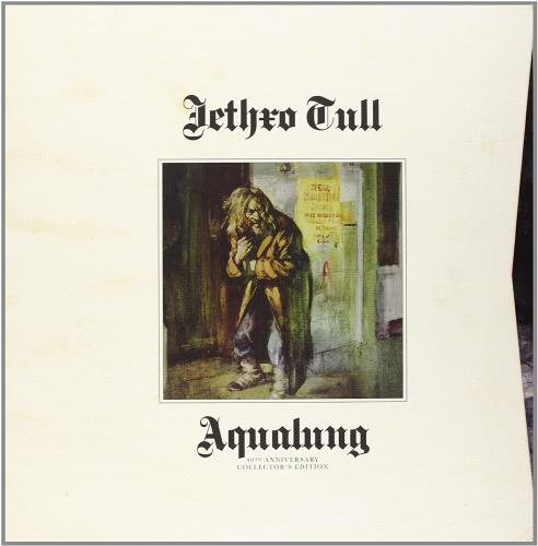 Jethro Tull Aqualung - 40th Anniversary Collector's Edition - Sealed box set UK TULBXAQ767977