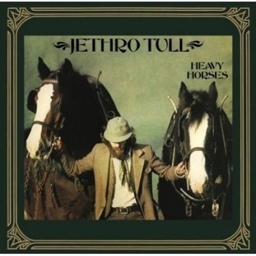 Jethro Tull Heavy Horses Uk Cd Album Cdlp 240298