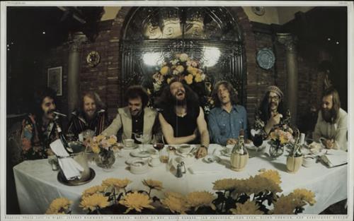 Jethro Tull M.U. - The Best Of Jethro Tull + Poster vinyl LP album (LP record) UK TULLPMU500048