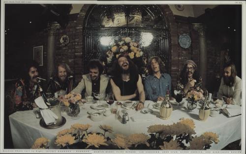Jethro Tull M.U. - The Best Of Jethro Tull vinyl LP album (LP record) Japanese TULLPMU594059