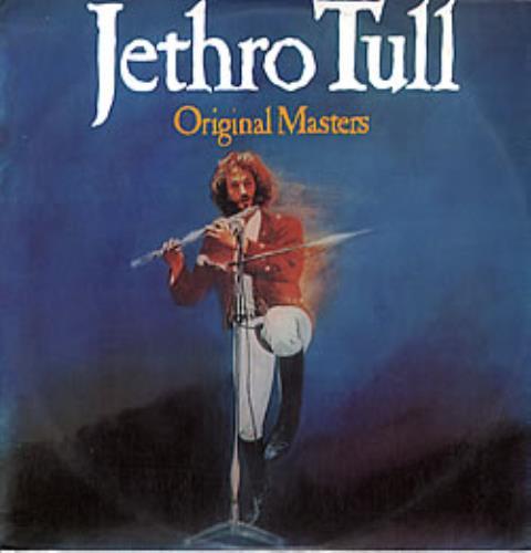 Jethro Tull Original Masters vinyl LP album (LP record) Colombian TULLPOR280604