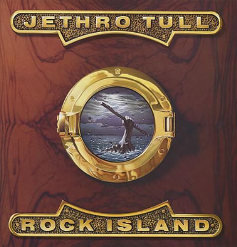 Jethro Tull Rock Island vinyl LP album (LP record) UK TULLPRO63523