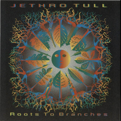 Jethro Tull Roots To Branches + Merchandise Insert tour programme UK TULTRRO606275
