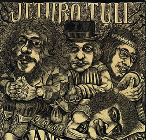 Jethro Tull Stand Up - Blue Label - Pop-Up Sleeve vinyl LP album (LP record) UK TULLPST357501