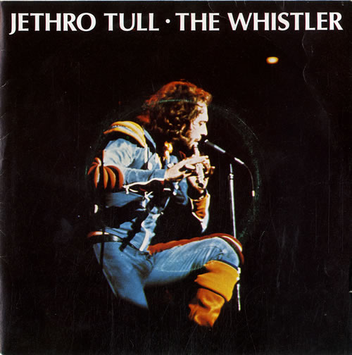 "Jethro Tull The Whistler - Picture Sleeve 7"" vinyl single (7 inch record) UK TUL07TH80241"