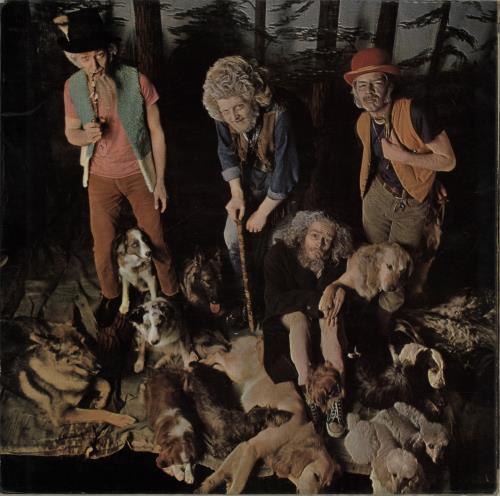 Jethro Tull This Was - 2nd - VG vinyl LP album (LP record) UK TULLPTH652021