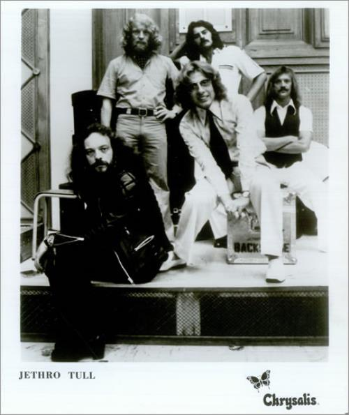 Jethro Tull Too Old To Rock 'n' Roll: Too Young To Die! media press pack US TULPPTO453365