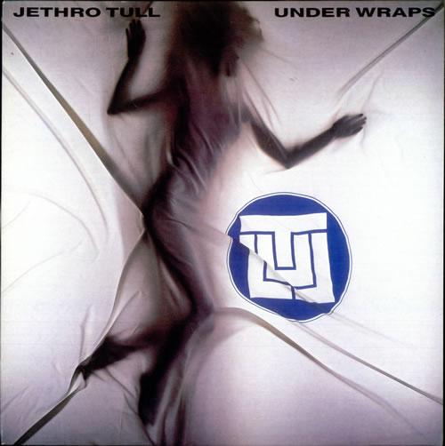 Jethro Tull Under Wraps - EX vinyl LP album (LP record) UK TULLPUN172627