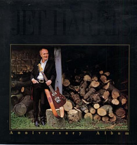 Jet Harris Anniversary Album vinyl LP album (LP record) UK JHALPAN228164