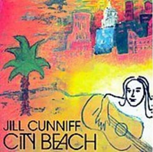 Jill Cunniff City Beach CD album (CDLP) UK JI9CDCI413141