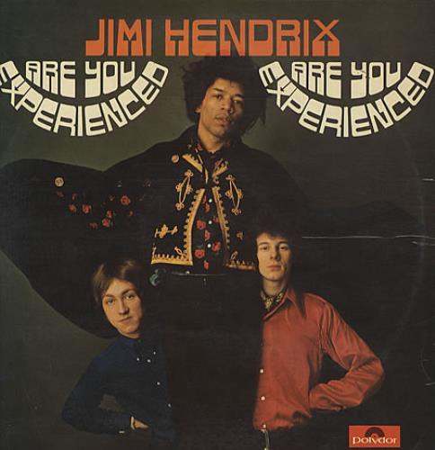 Jimi Hendrix Are You Experienced? vinyl LP album (LP record) Italian HENLPAR326294
