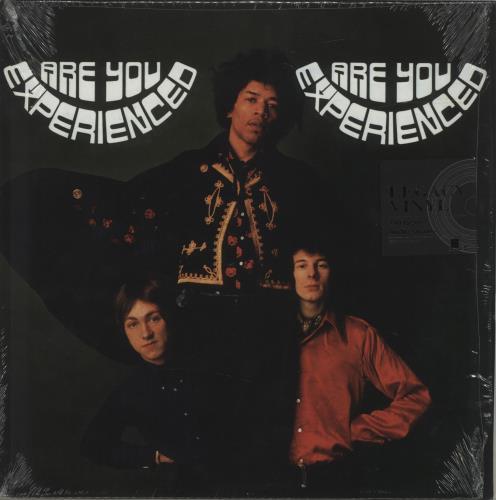 Jimi Hendrix Are You Experienced - 180gm - EX 2-LP vinyl record set (Double Album) German HEN2LAR683373