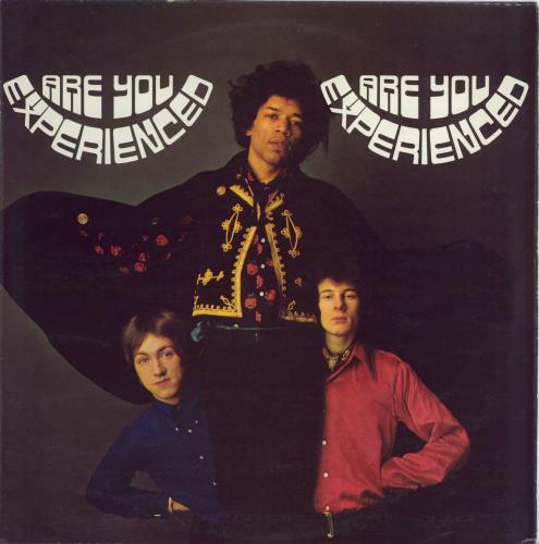 Jimi Hendrix Are You Experienced - 1st - EX- vinyl LP album (LP record) UK HENLPAR716402
