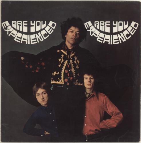 Jimi Hendrix Are You Experienced - 1st - VG+/EX- vinyl LP album (LP record) UK HENLPAR334642