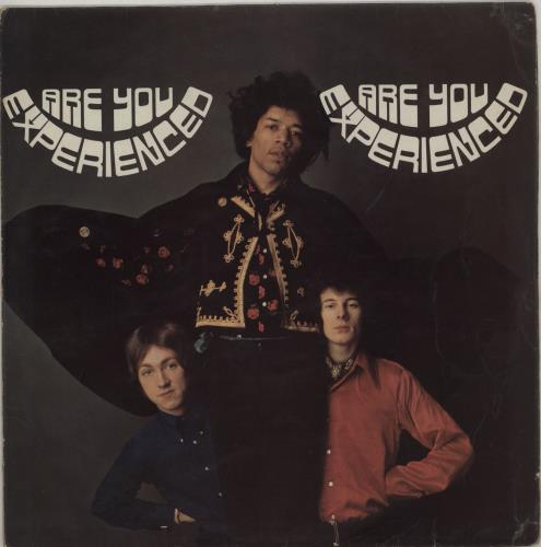 Jimi Hendrix Are You Experienced - 1st - VG vinyl LP album (LP record) UK HENLPAR719893