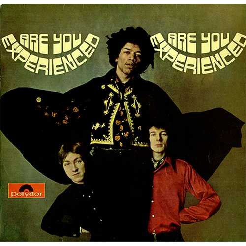 Jimi Hendrix Are You Experienced New Zealand Vinyl Lp