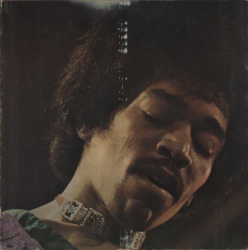 Jimi Hendrix Band Of Gypsys - 2nd - VG vinyl LP album (LP record) UK HENLPBA581154