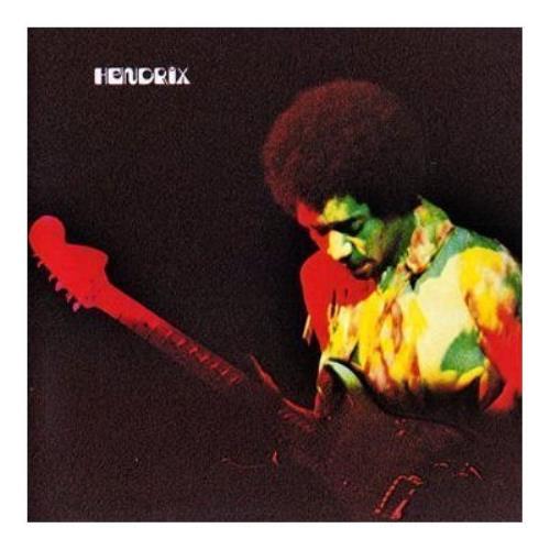 Jimi Hendrix Band Of Gypsys Japanese Shm Cd 489314