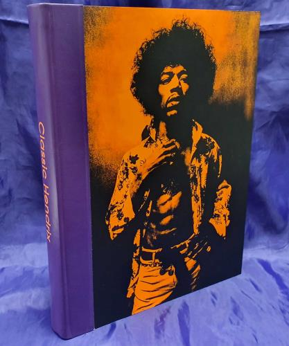 Jimi Hendrix Classic Hendrix - Collector's Edition book UK HENBKCL535031