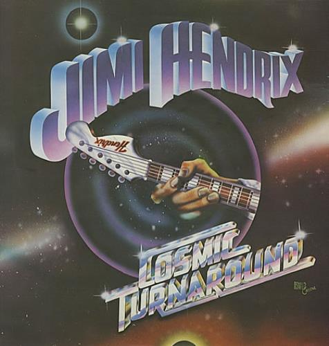 Jimi Hendrix Cosmic Turnaround vinyl LP album (LP record) UK HENLPCO337634