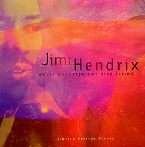 "Jimi Hendrix Dolly Dagger - Numbered Sleeve 7"" vinyl single (7 inch record) US HEN07DO161232"