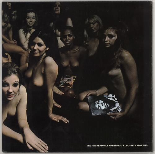 Jimi Hendrix Electric Ladyland - 2nd 2-LP vinyl record set (Double Album) UK HEN2LEL405132