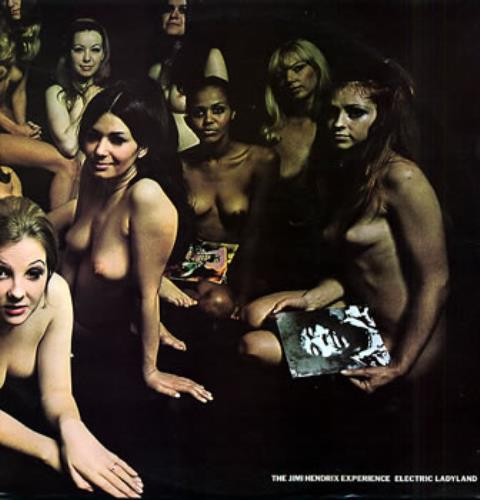 Jimi Hendrix Electric Ladyland - Fully Laminated - Stamped 2-LP vinyl record set (Double Album) UK HEN2LEL70162