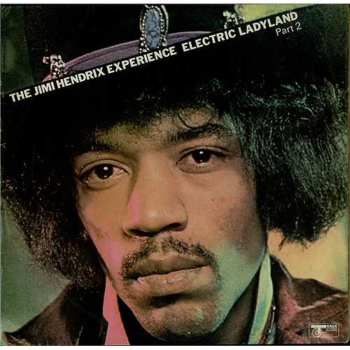 Jimi Hendrix Electric Ladyland Part 2 Track Uk Vinyl Lp