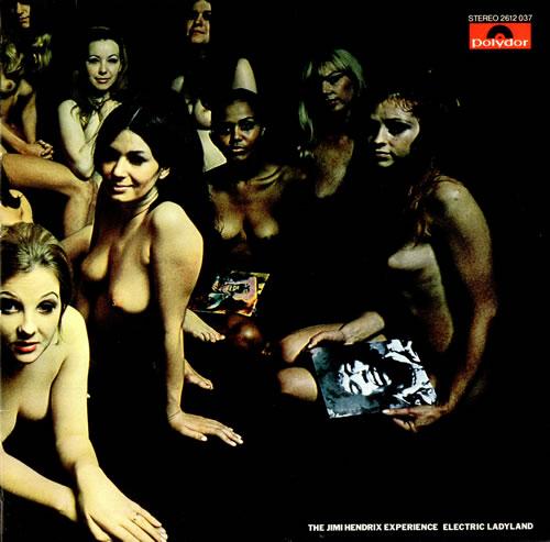 Jimi Hendrix Electric Ladyland 2-LP vinyl record set (Double Album) German HEN2LEL284458