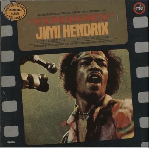 Jimi Hendrix Experience - EX vinyl LP album (LP record) UK HENLPEX609163