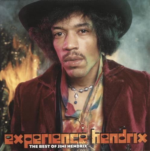 Jimi Hendrix Experience Hendrix 2-LP vinyl record set (Double Album) UK HEN2LEX716568