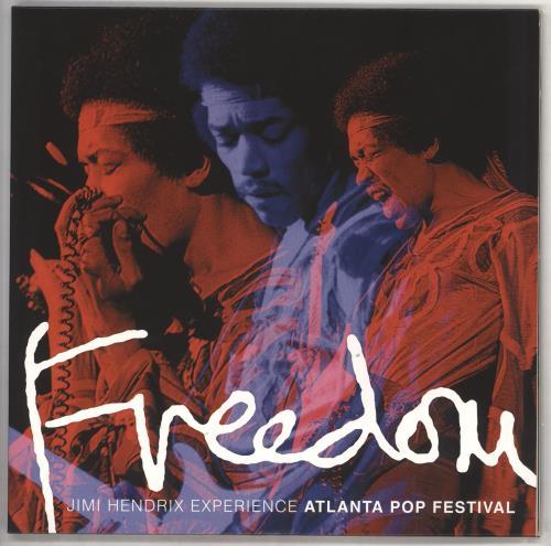 Jimi Hendrix Freedom - 180gm Vinyl 2-LP vinyl record set (Double Album) UK HEN2LFR647498
