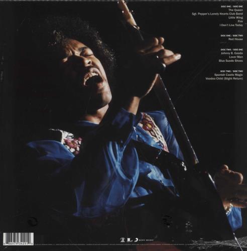 Jimi Hendrix Hendrix In The West - Sealed 2-LP vinyl record set (Double Album) UK HEN2LHE647501