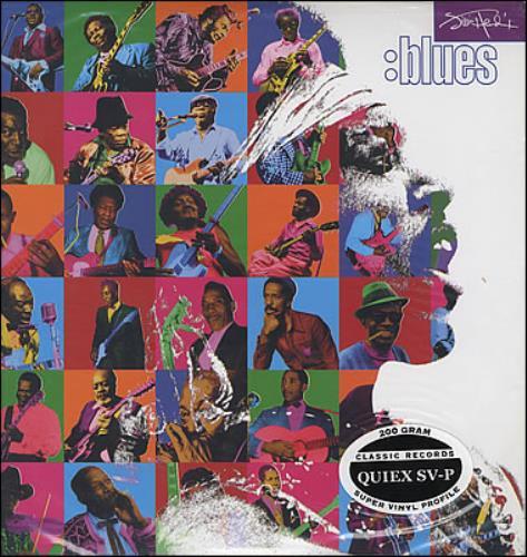 Jimi Hendrix Jimi Hendrix: Blues - 200gm 2-LP vinyl record set (Double Album) US HEN2LJI373324