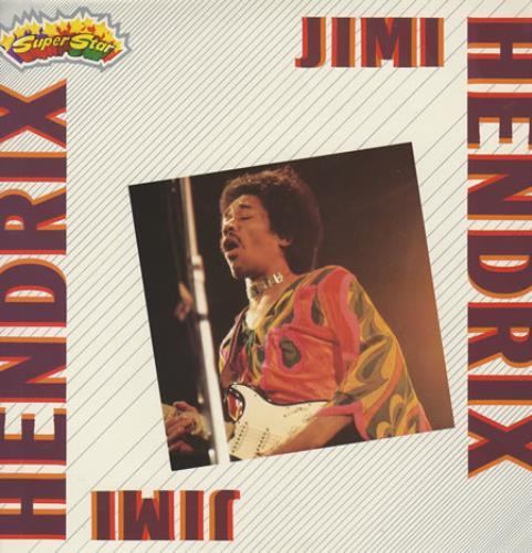 Jimi Hendrix Jimi Hendrix vinyl LP album (LP record) Italian HENLPJI356222