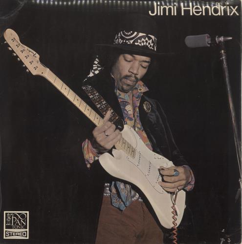Jimi Hendrix Jimi Hendrix vinyl LP album (LP record) UK HENLPJI406833