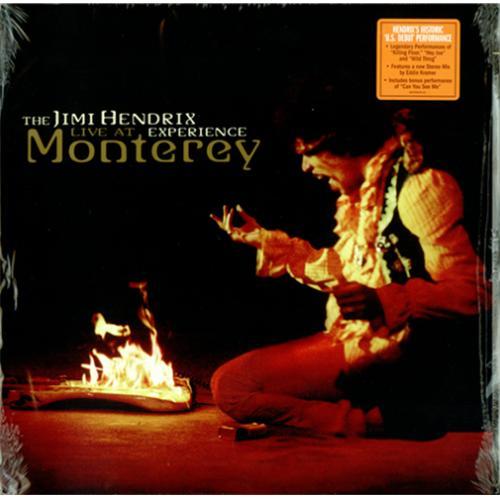 Live at the Monterey Pop Festi