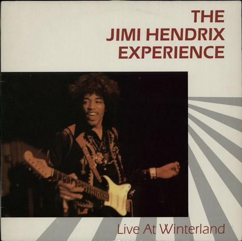 Jimi Hendrix Live At Winterland + Poster 2-LP vinyl record set (Double Album) German HEN2LLI115391
