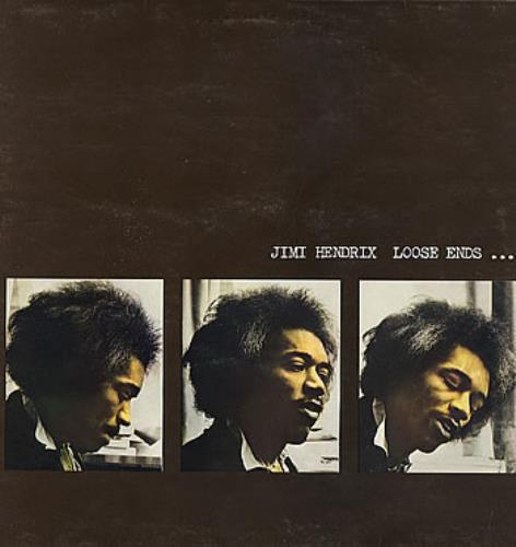 Jimi Hendrix Loose Ends vinyl LP album (LP record) UK HENLPLO70677
