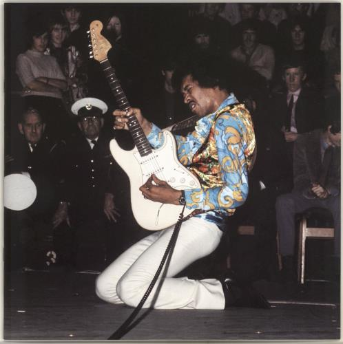 Jimi Hendrix People, Hell And Angels - 180gm 2-LP vinyl record set (Double Album) UK HEN2LPE704343