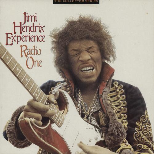 Jimi Hendrix Radio One - EX 2-LP vinyl record set (Double Album) UK HEN2LRA173176