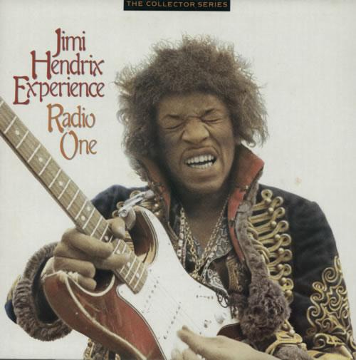 Jimi Hendrix Radio One 2-LP vinyl record set (Double Album) UK HEN2LRA600845