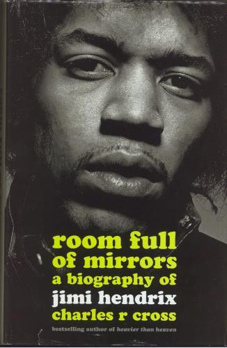 Jimi Hendrix Room Full Of Mirrors: A Biography Of Jimi Hendrix book UK HENBKRO642706